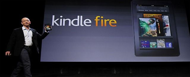 """Amazon presenta su tableta""""low cost""""a 146€"""