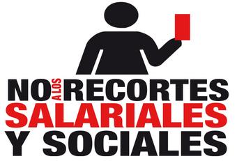 La alternativas a los recortes en España