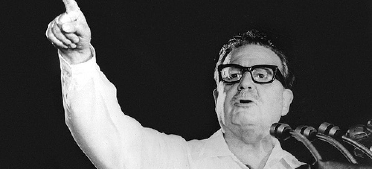 Allende muy vivo en el corazón de su pueblo