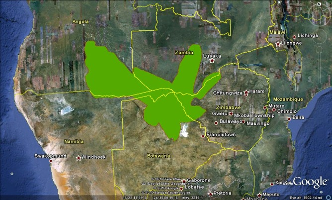 Un proyecto de conservación entrelazará 36 parques naturales en África