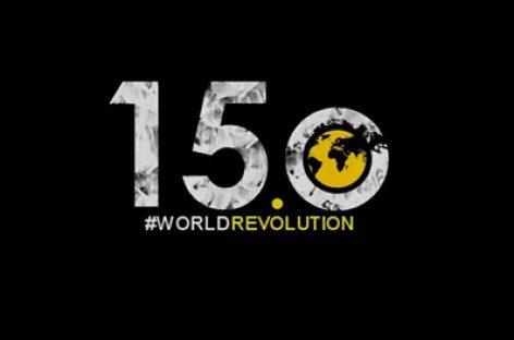 15 de octubre. Global Revolution