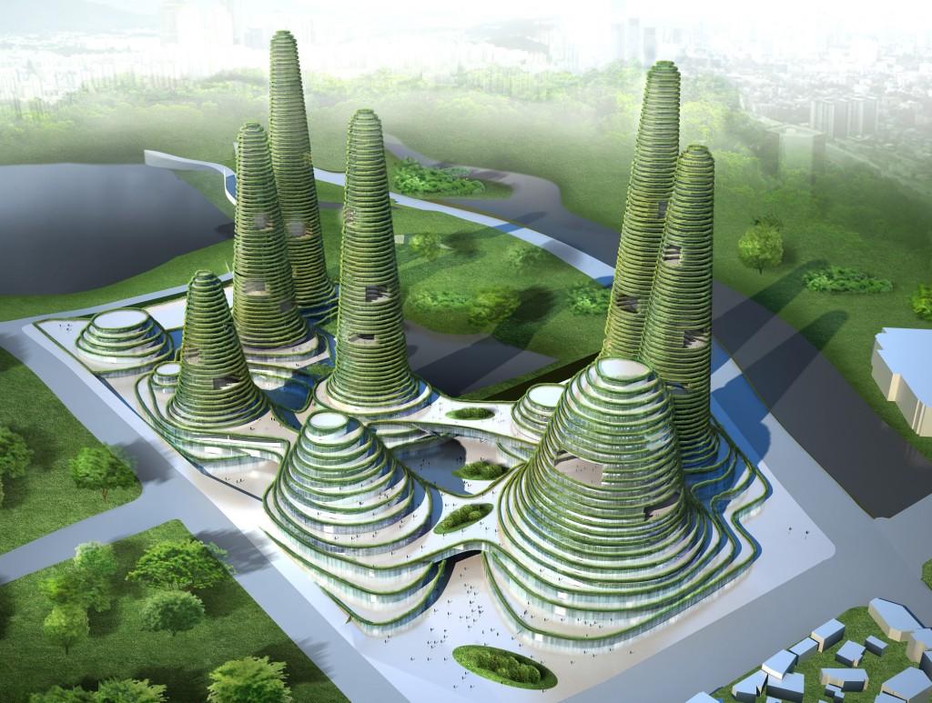 El futuro está en las ciudades ecológicas