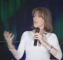 Marianne Williamson, un cambio espiritual planetario