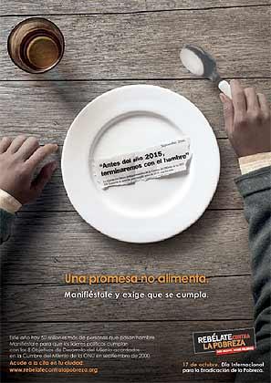 Unidos contra la pobreza