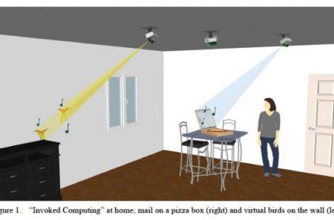 Una nueva y sorprendente tecnología de realidad aumentada