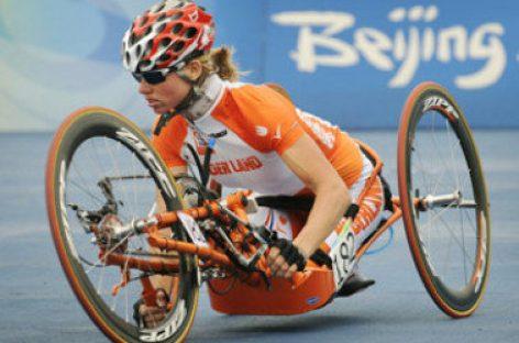 El mejor regalo para una campeona paralímpica