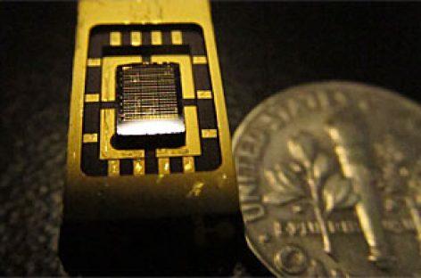 Crean dispositivo que usa la luz para transmitir información a gran velocidad