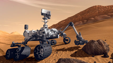 ¿Habrá vida en Marte?
