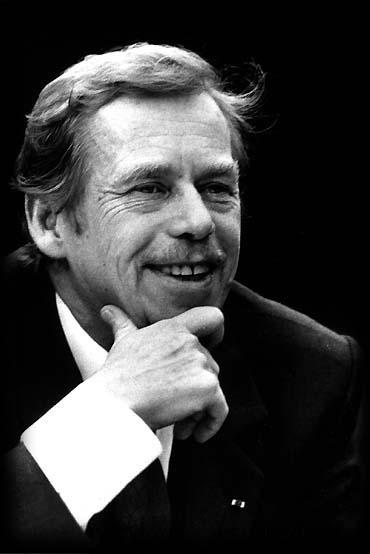 Václav Havel fue el líder de la revolución de terciopelo original