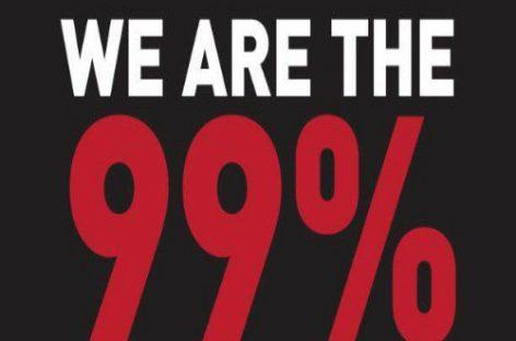 """""""Somos el 99 % """", frase del año en USA"""