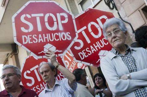 #Stopdesahucios cumple un año
