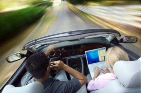 Vienen los autos conectados a Internet