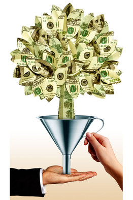 La filantropía administrada como negocio