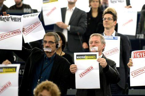 Los indignados húngaros contra un líder autocrático