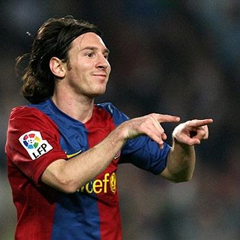Messi, mejor que Maradona y Pelé