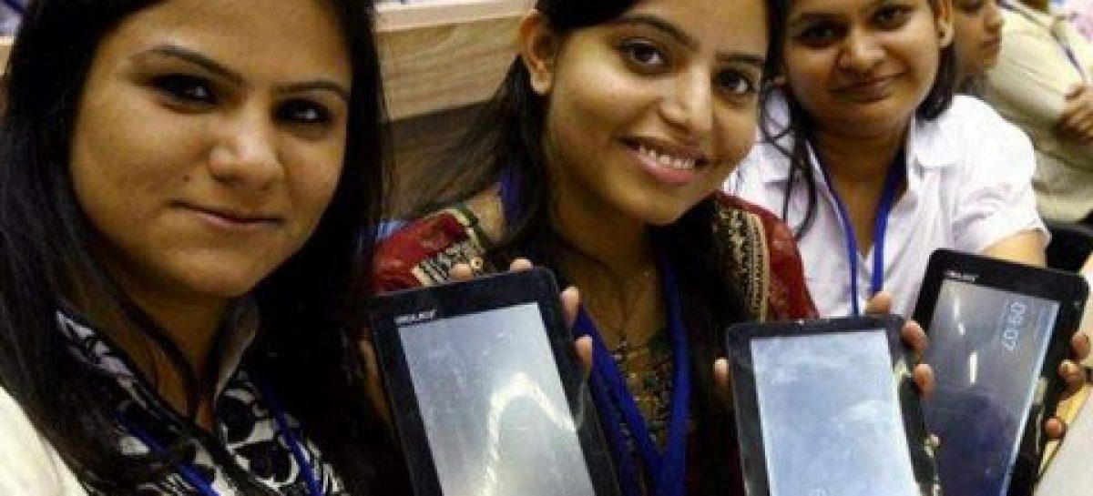 La tableta más barata del mundo a 35 euros vende 1.400.000 unidades