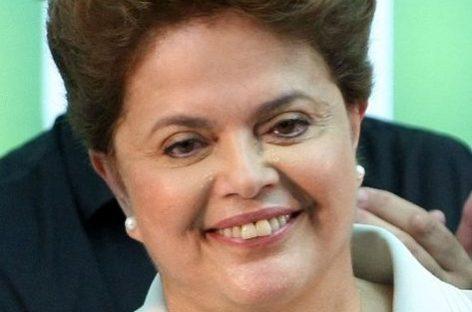 """Dilma Rousseff: """"prefiero el ruido de los periódicos al silencio de las dictaduras"""""""