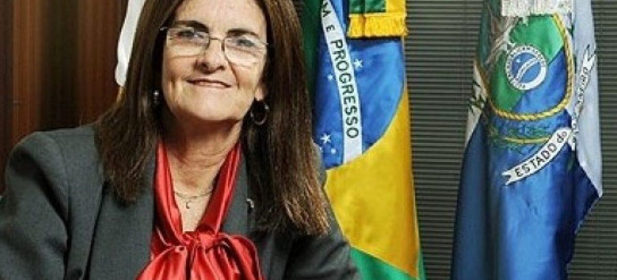 La historia de la dama del petróleo brasileña
