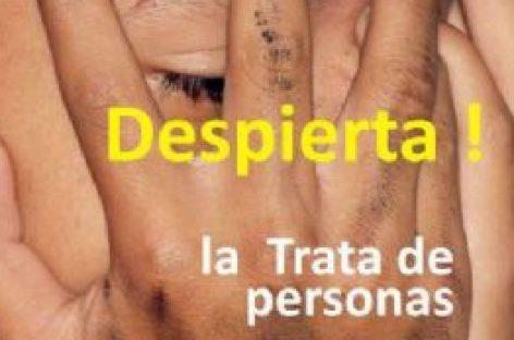 """""""un Grito por la Vida"""", contra el tráfico de personas"""