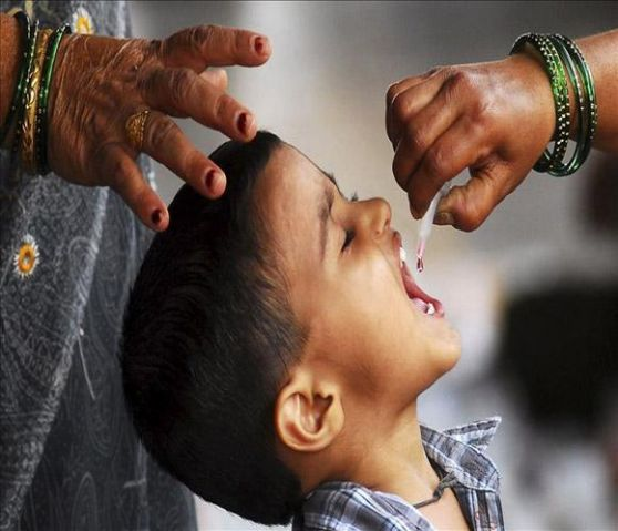 Un mundo sin polio