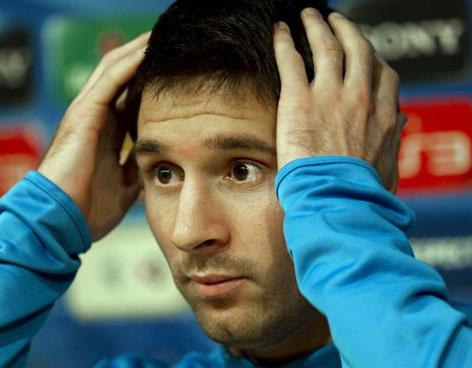 Estudiarán el cerebro de Messi