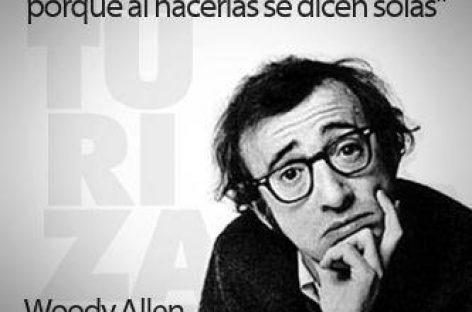 Frase célebre de Woody Allen