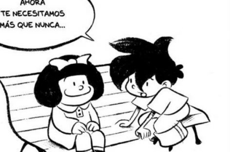 Mafalda, 50 años de culto