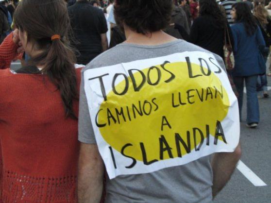 No a los bancos, el modelo islandés para salir de la crisis → islandia modelo islandes todos los caminos revolucion en islandia