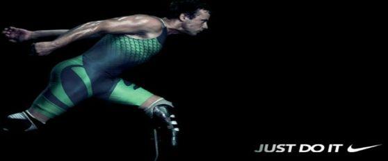 El atleta paralímpico Pistorius competirá con Usain Bolt, el hombre más rápido de la historia