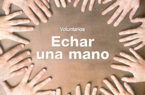 Voluntariado: cualquier persona puede hacer algo para que todos mejoremos
