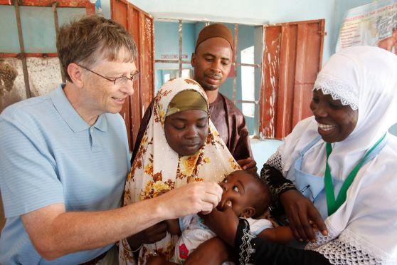 Bill Gates: mantener la ayuda a pesar de las crisis