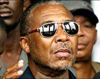La Haya condena al expresidente de Liberia
