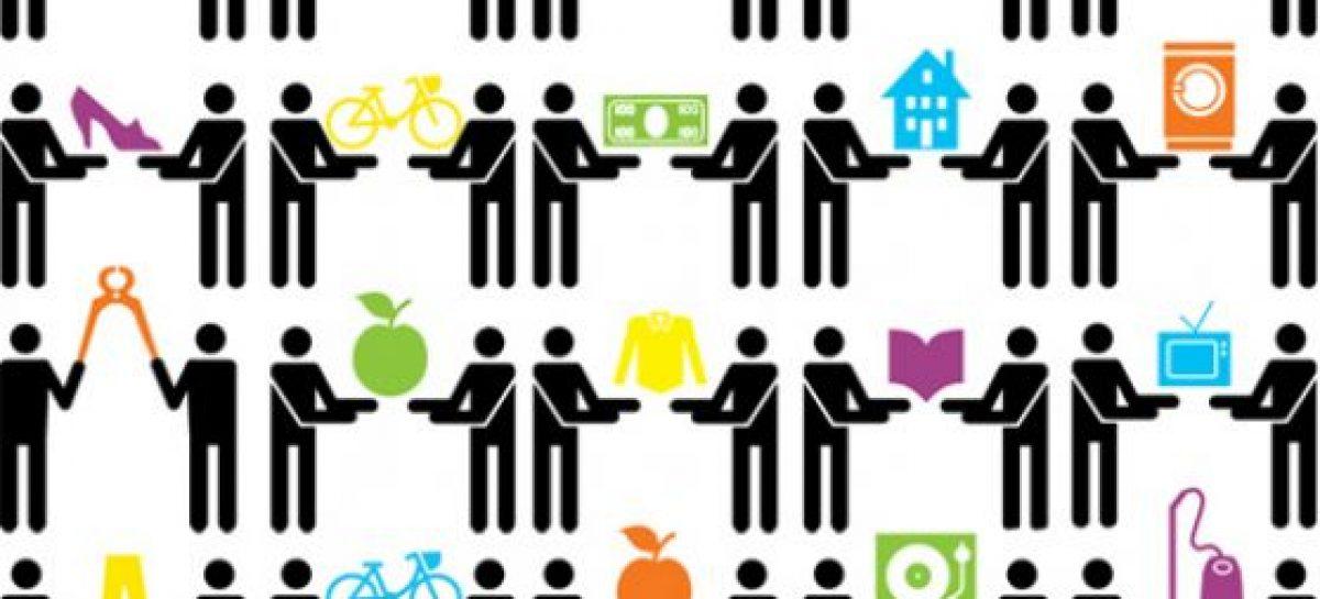 Lo que es mío es tuyo: el nacimiento del consumo colaborativo