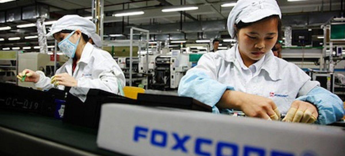 Apple y Foxconn mejorarán las condiciones de trabajo de los trabajadores chinos