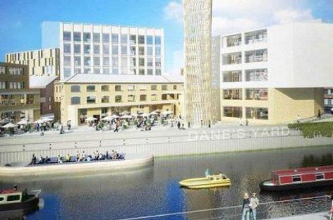 Un proyecto urbanístico amigable