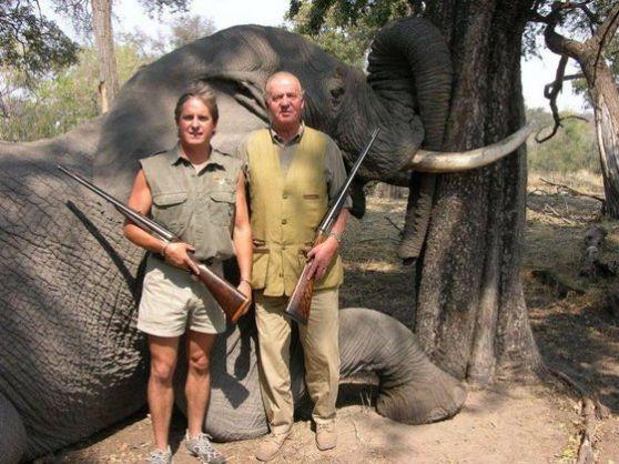 Le piden al rey Juan Carlos que renuncie a la Asociación de Defensa de la Naturaleza