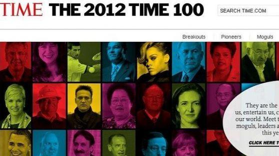 Los 100 personajes mas influyentes del mundo