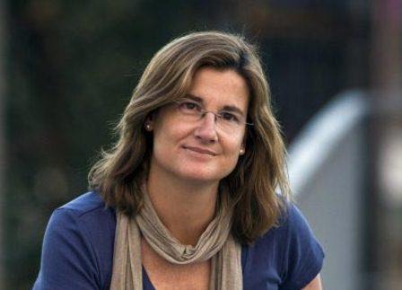 La relatora del 15M
