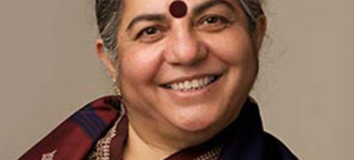 Las victorias de Vandana Shiva