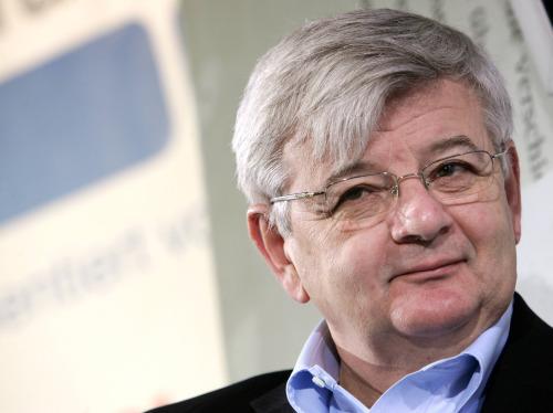 Un gobierno común con control parlamentario común para la zona del euro