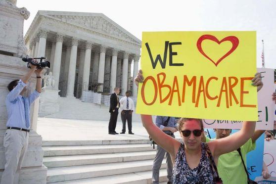 Decenas de millones de americanos tendrán cobertura médica