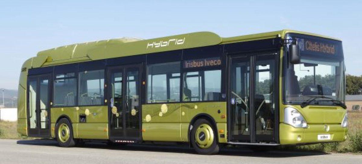 Se incrementa la demanda de autobuses híbridos