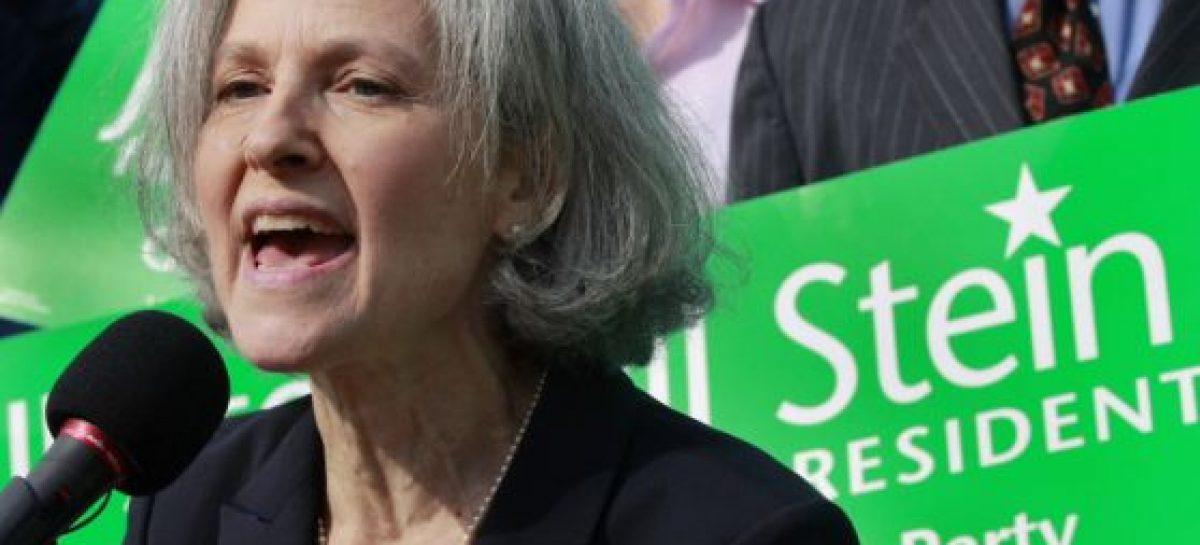 Jill Stein, candidata de los verdes en EEUU