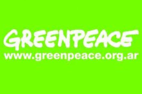 25 aniversario de Greenpeace Argentina