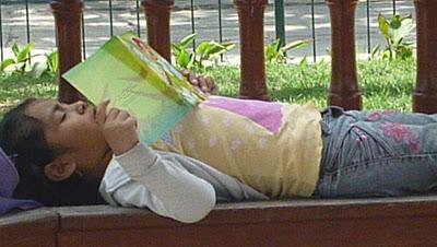 El placer de la lectura y de la naturaleza  →