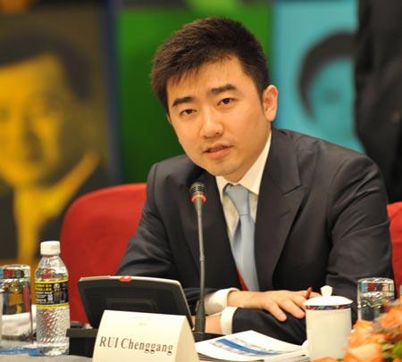 Rui Chenggang, el gurú de los negocios en China