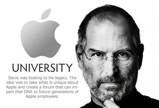 Apple podría crear una universidad para honrar a Steve Jobs