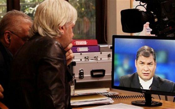 Las ironías del caso Assange