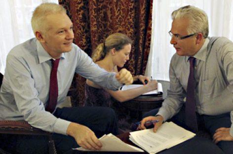 Garzón-Assange, el nuevo duelo de David y Goliat
