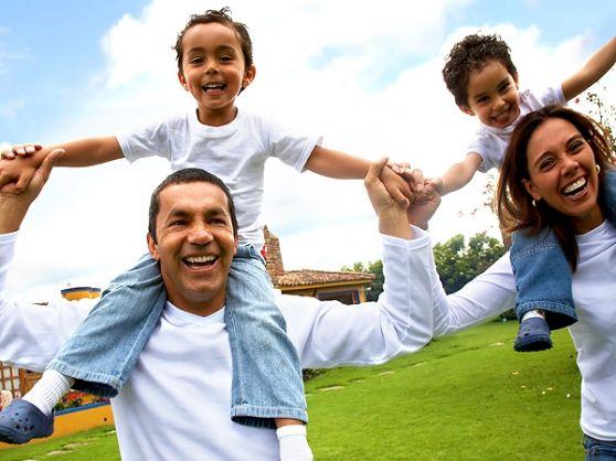 Los argentinos, en general, se sienten felices